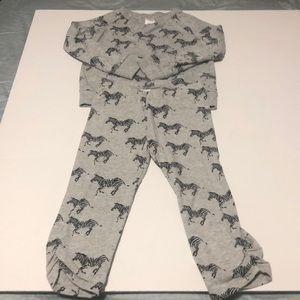 Gymboree sweater and leggings